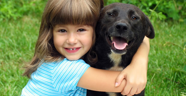 Teach Your Kids to Love Pets 4 – Take Them Along